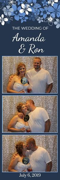 Amanda & Ron Wedding