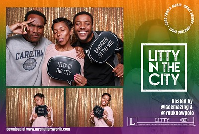 Litty In The City 10.21