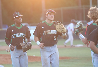 Suwannee baseball vs. Bishop Kenny