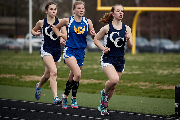 CC Track and Field vs Crawfordsville 2019-4-10