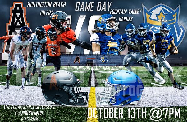 Huntington Beach HS @ Fountain Valley HS