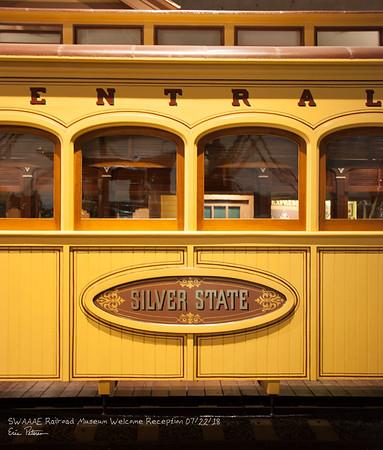 Railroad Museum Event