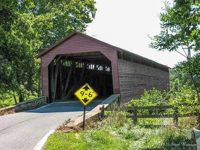 Covered Bridges (Assorted)