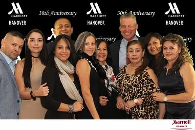 Hanover Marriott 30th Anniversary