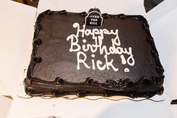 Rick's 50th Birthday