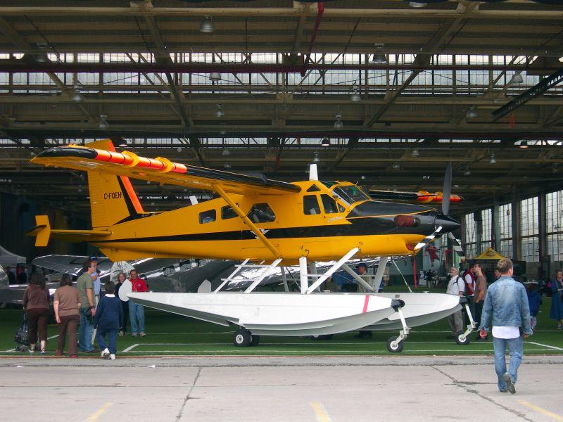 de Havilland DHC-2 MK. III Beaver - C-FOEH