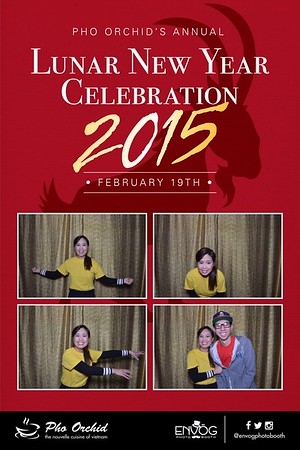 Pho Orchid's New Year Celebration (prints)