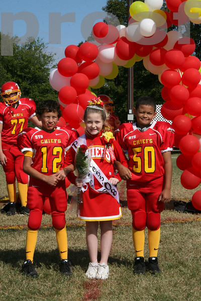 2008 Tipton County Chiefs Homecoming