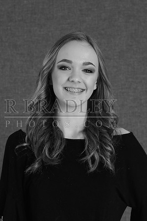 Gettys Middle School  2019, Miss Photogenic