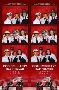 8/22/21 - Cobi Schuller's Bar Mitzvah