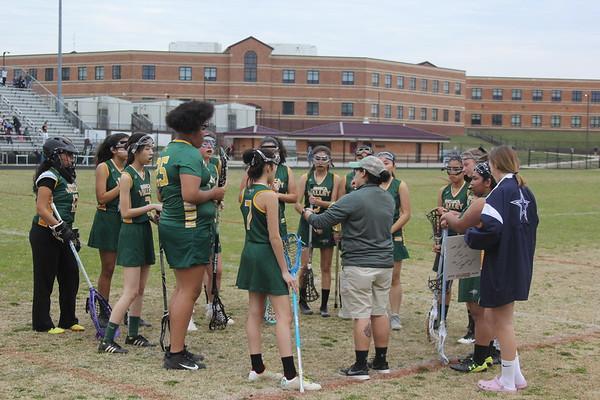SV JV  Girls Lacrosse 3-29-2019