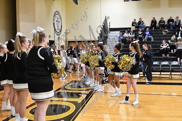 Trinity vs Berks Catholic Varsity Girls Basketball 2017 - 2018