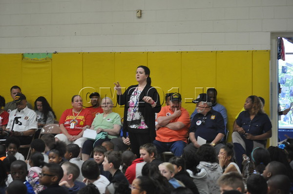 Bal Veterans' Day Assembly