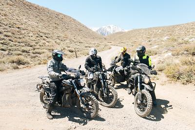 Zero Motorcycles - CA