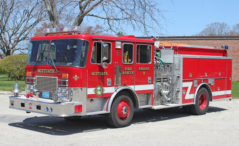 Engine 2 1995 KME  1250/1500