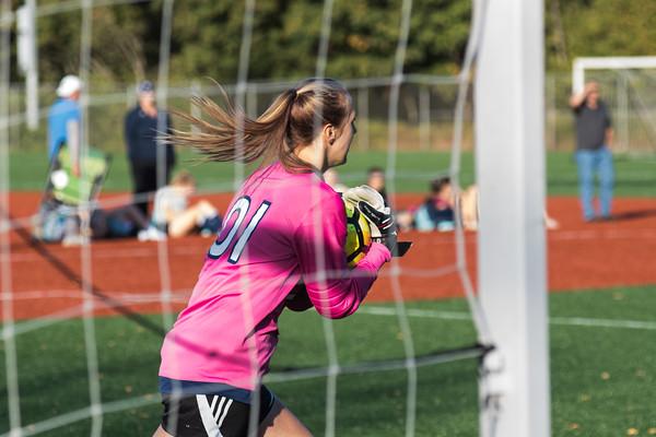 2018 Girls JV Soccer vs. Scappoose