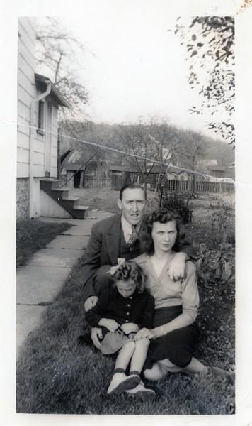 Russ Causer family