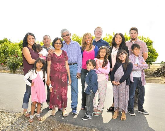 Navarrete Family