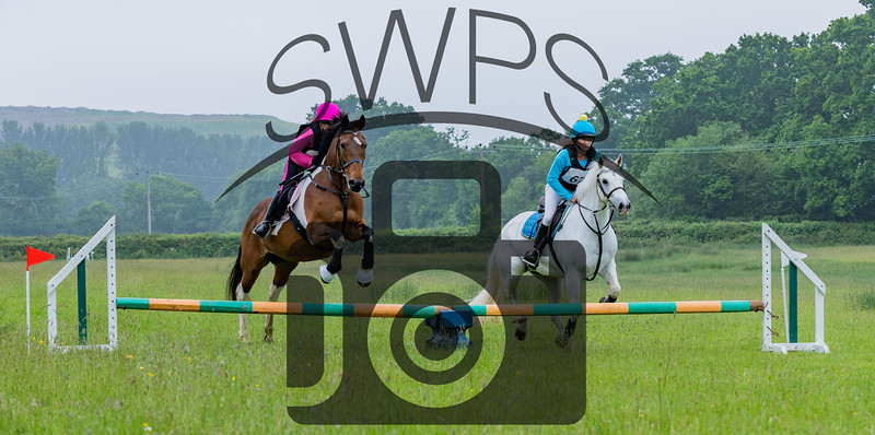 Cockington Riding Club Fun Jump Cross Class 3 - 2ft Pairs