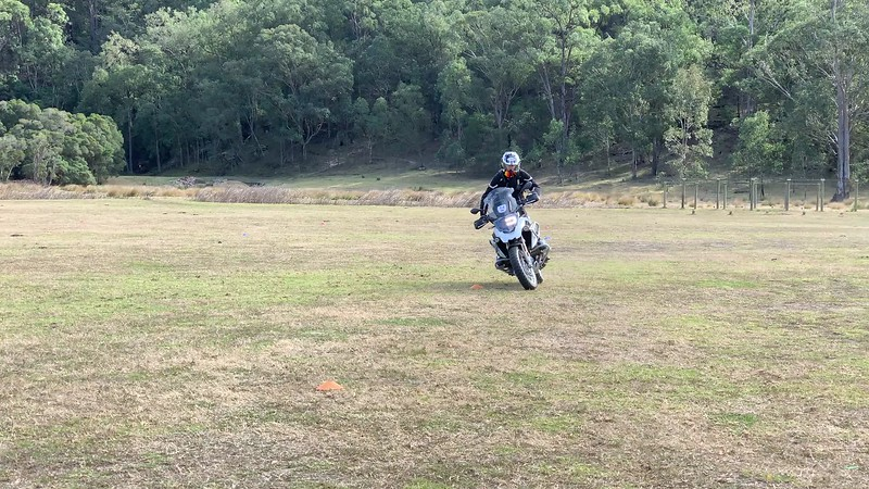 Cornering - Dargle NSW August 2019