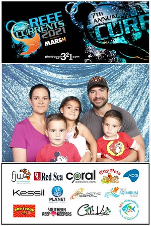 Reef Currents Expo 2021