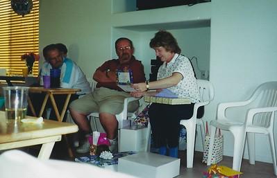 Mom's Retirement Party 4-22-2000