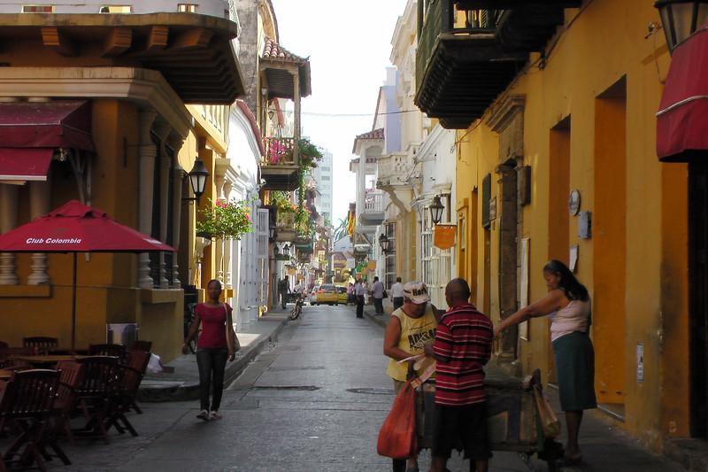 Old Town, Cartagena