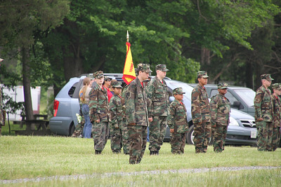 Young Marines Division 2 Field Meet