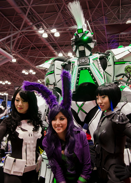 New York Comic Con 2013