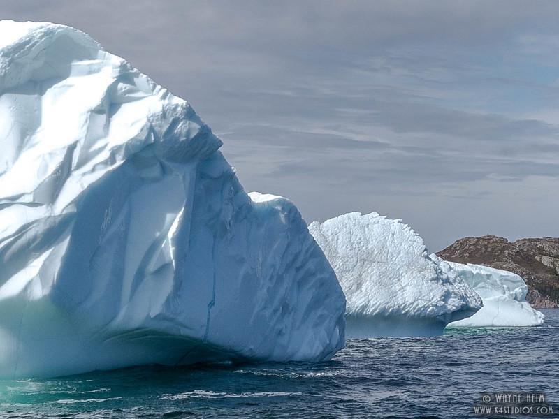 Iceberg 6   Photography by Wayne Heim