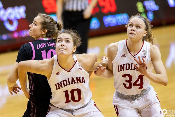 Indiana University Women Basketball vs. Penn State