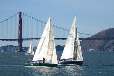 Golden Gate Yacht Club Seaweed Soup Regatta 12/2/06