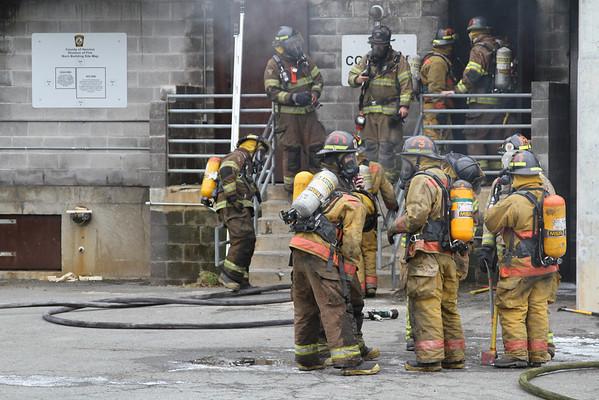 Jay Fire Training