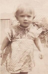 Barbara (Dave's sister) 1935-2019