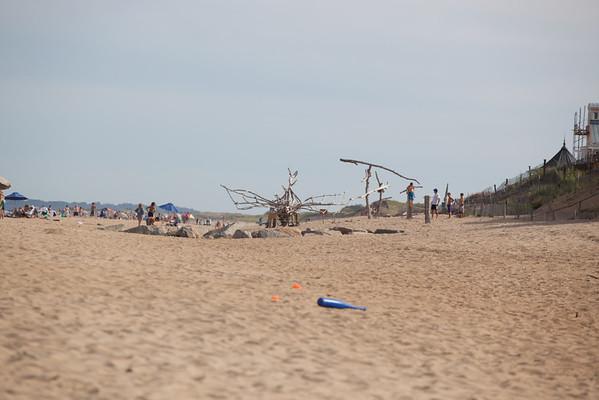 Plum Island Beach Day with the kids