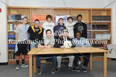 Signing Day -- 02/06/2013