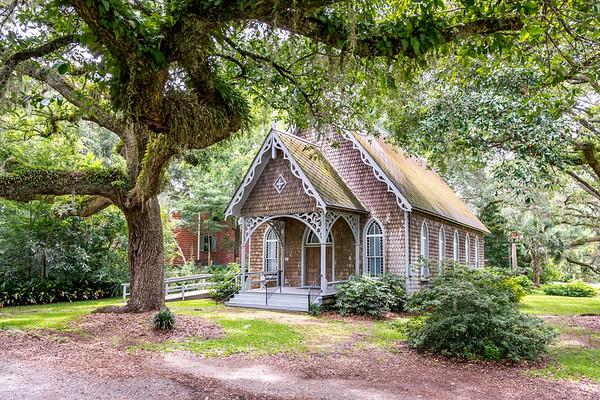 St. James Santee Episcopal Church