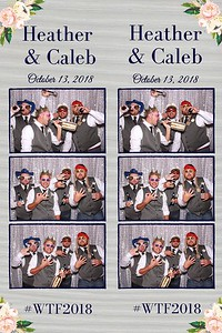 Heather & Caleb's Wedding