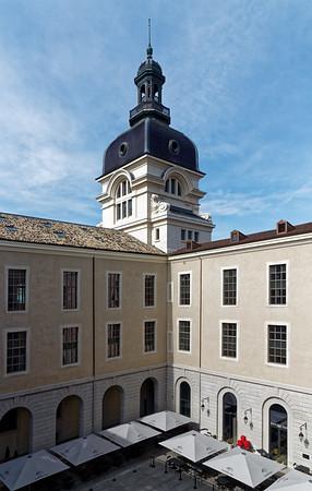 Lyon - Grand Hôtel Dieu - Hôtel Fourvière