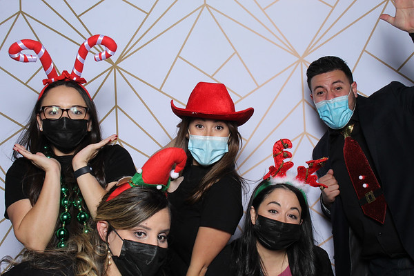 Camden's Christmas Party