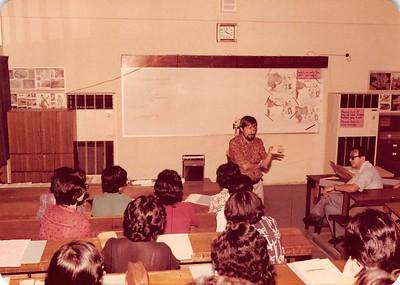 1981 Trs training
