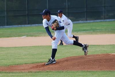 Varsity Baseball vs. TVHS