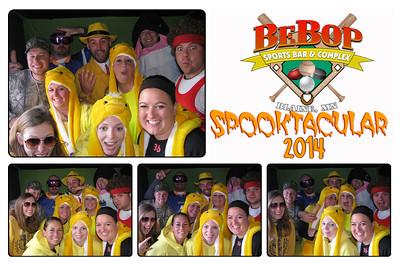 Bebops Spooktacular 2014