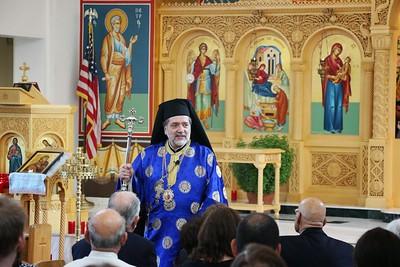 Nativity of the Theotokos Liturgy 2013