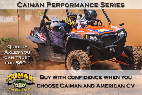 Caiman Performance Series