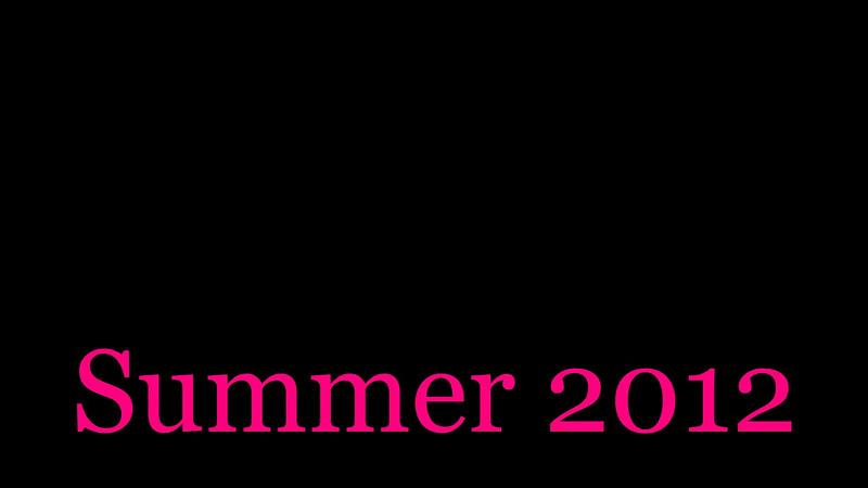 2012-08-01 - Summer Mix