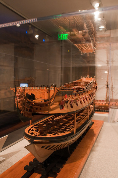 2009-10-03 - USNA Museum - 018 - British 3rd Rate 70-Gun Ship of 1715 - _DSC7396.jpg