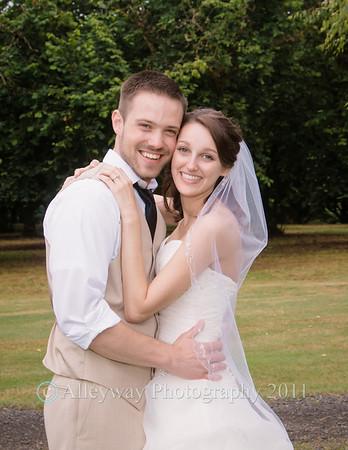 Kathryn & Zach 2012