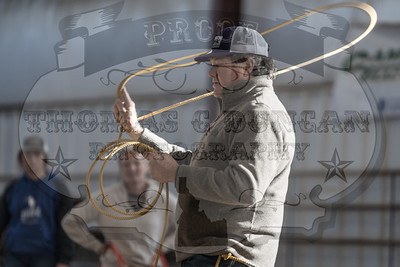 Joe Beaver Roping Clinic - Star, Idaho