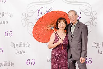 030417 - Lourdes 65th Birthday Party
